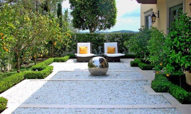 Beautiful Courtyard Landscaping Ideas Bistrodre Porch