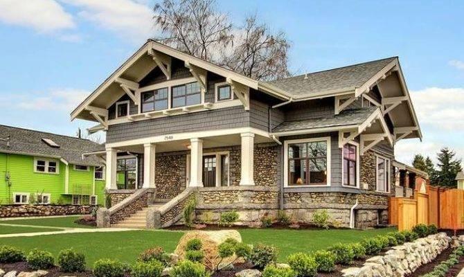 Beautiful Craftsman Home Favorite Type