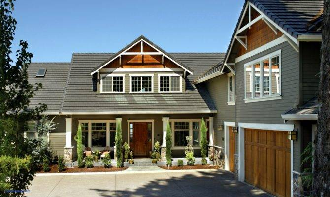 Beautiful Craftsman House Plans Home Design