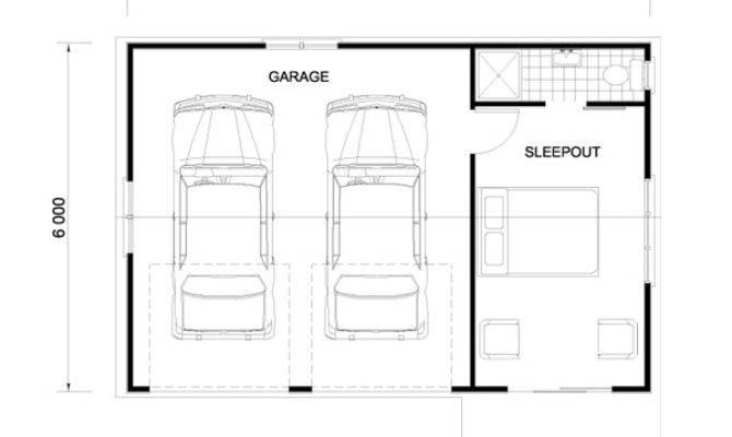 Beautiful Double Garage House Plans