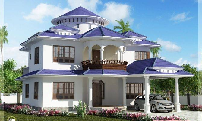 Beautiful Dream Home Design Feet Indian Decor