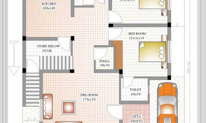 Beautiful Duplex House Plans Small Under