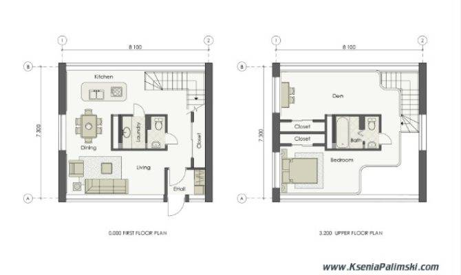 Beautiful Eco Home Plans Small House