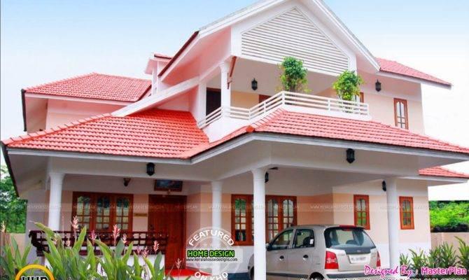 Beautiful Finished House Kerala Home Design