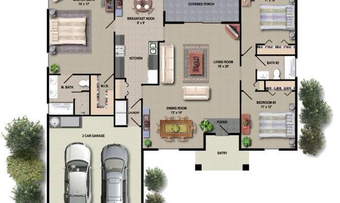 Beautiful Floor Plans Ideas Home Design