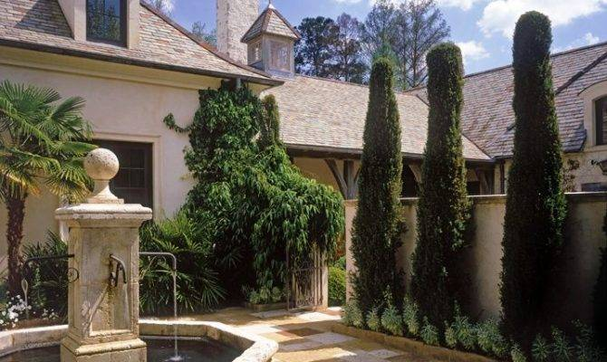 Beautiful French Country Style Home Design Pinterest