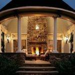 Beautiful Gazebo Fireplace Ideas Pergola Gazebos