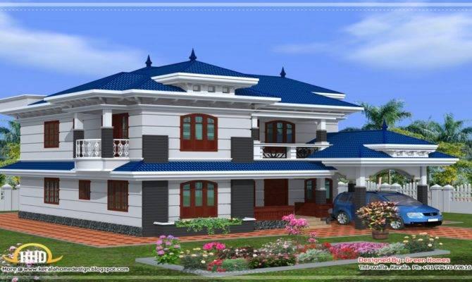 Beautiful Home Design Kerala House Designs