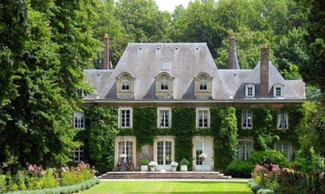 Beautiful House Dreamhome Homes Dream Country