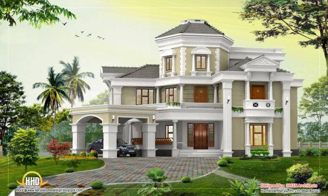 Beautiful House Elevation Design