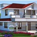 Beautiful House Kerala Talentneeds