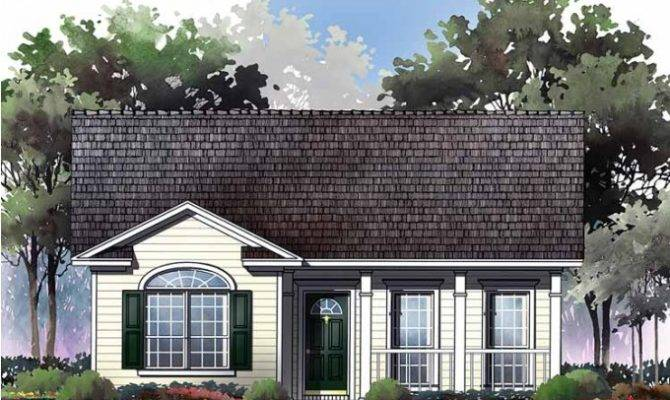 Beautiful House Plan Small Under Square Feet