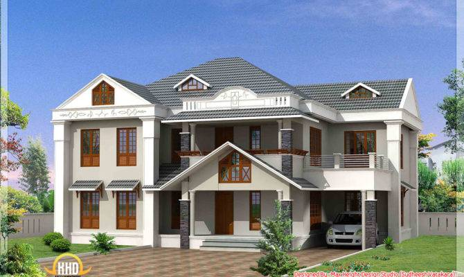 Beautiful House Plans Photos