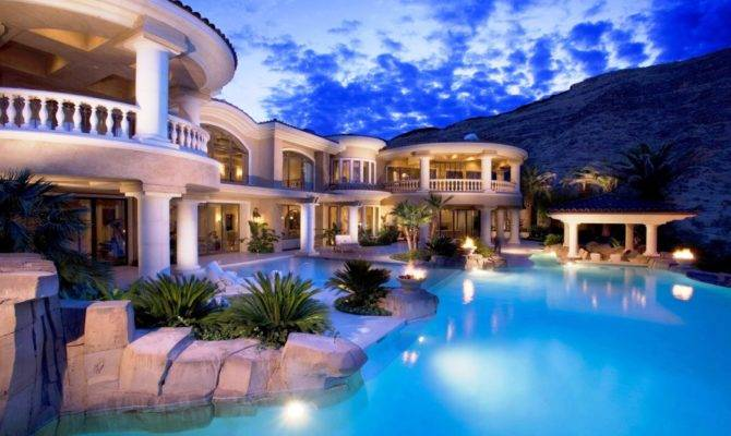 Beautiful Houses World Home Design Top Most