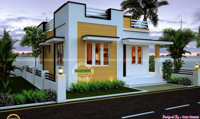 Beautiful Kerala Home Plan Budget
