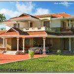 Beautiful Kerala Style Storey House Plan