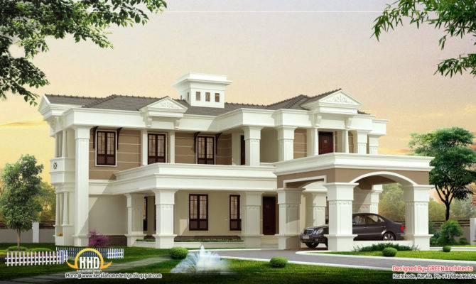 Beautiful Luxury Villa Design Square Meter
