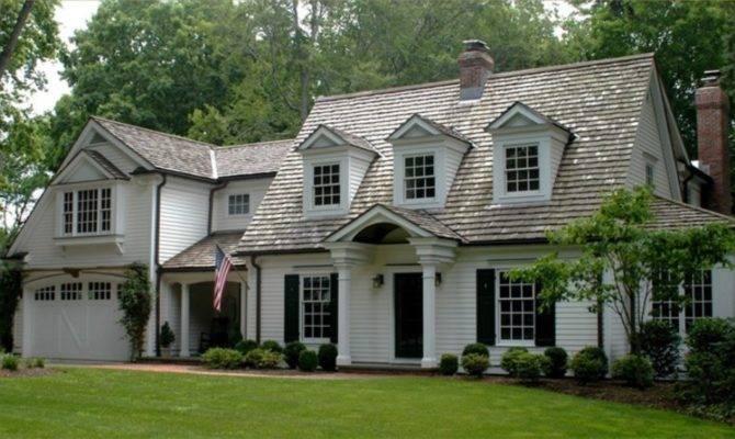 Smart Placement Cape House Designs Ideas House Plans