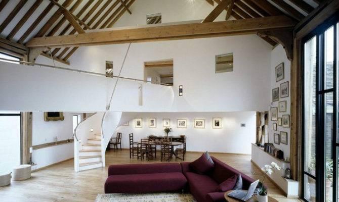 Beautiful Modern Farm Houses Countryside Conversion