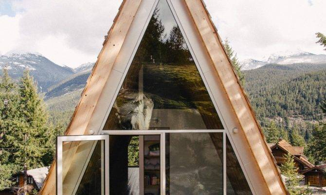 Beautiful Modern Frame House Design Plan