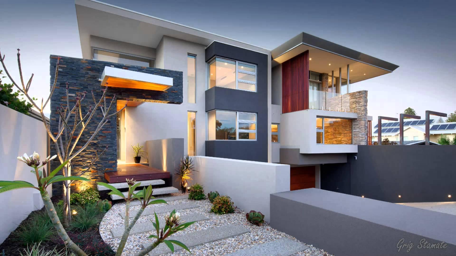 Beautiful Modern Home Design Ideas One House Plans 89455