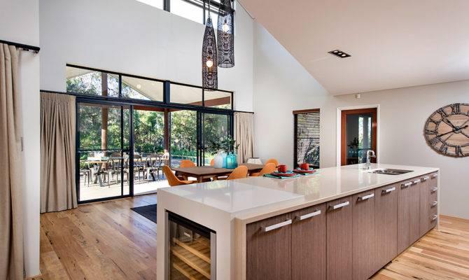 Beautiful Modern House Australia Adorned Authentic