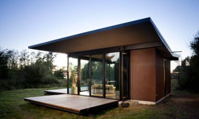 Beautiful Modern Prefab Homes