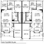 Beautiful Multigenerational House Plans Multi