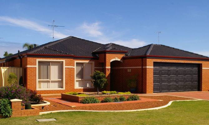 Beautiful One Story House Single Double Home Designs