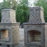 Beautiful Outside Fireplace Ideas Outdoor