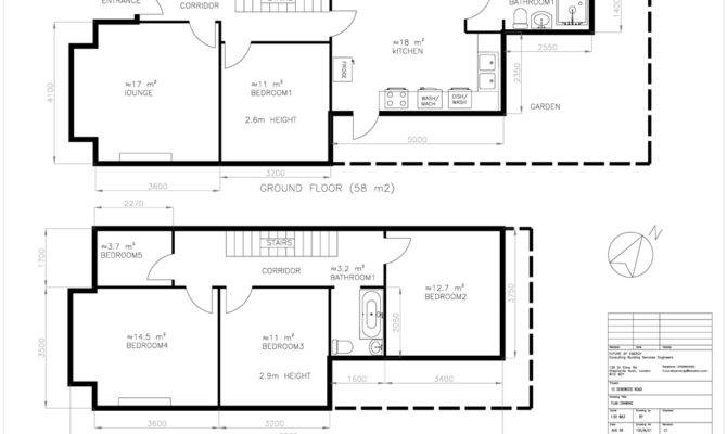 Beautiful Sample Floor Plan Architecture Plans