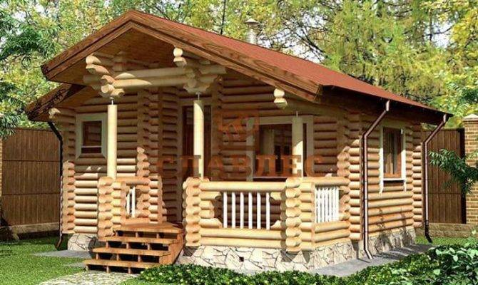 Beautiful Simple Wood House Log Design Bahay Ofw