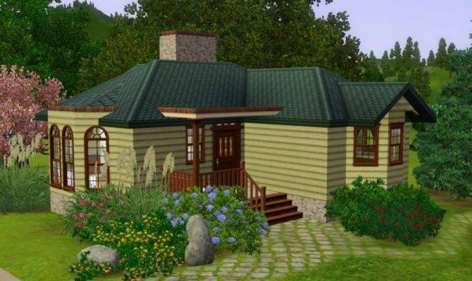 Beautiful Sims Small Houses
