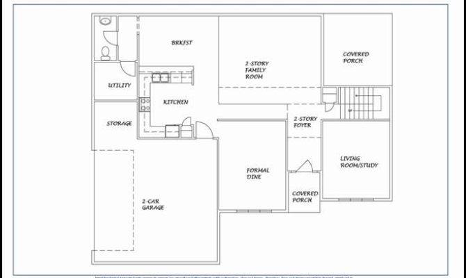 Beautiful Single Bedroom House Plans Hall Kitchen