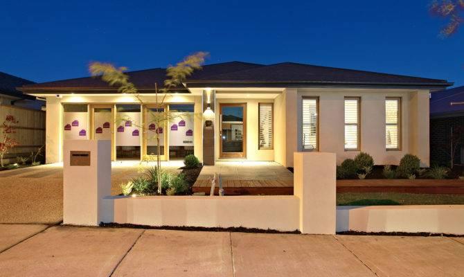 Beautiful Single Story Homes Design Ideas Orchidlagoon