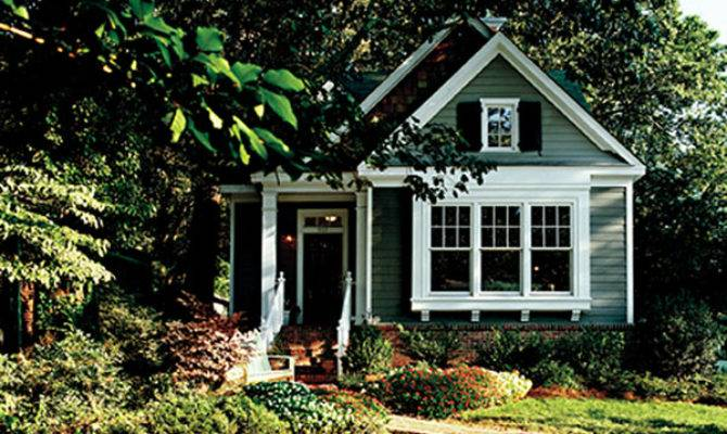 Beautiful Small Cottage Style House Plans Southern
