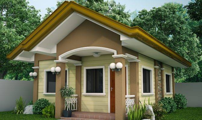 Beautiful Small House Designs