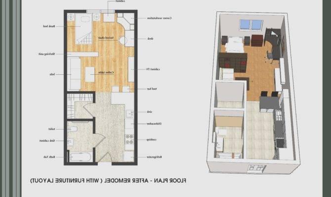 Beautiful Small Studio Apartment Floor Plans Creative