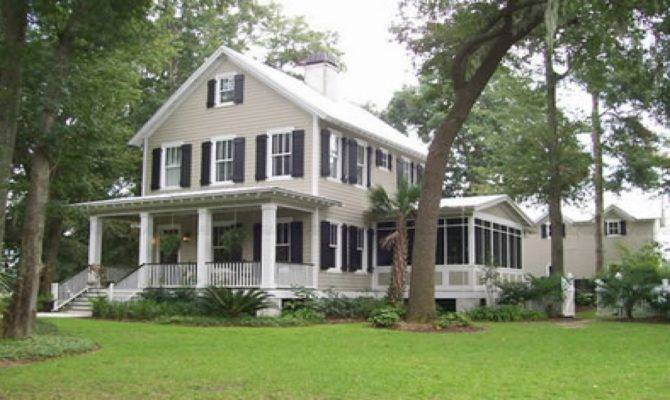 Beautiful Southern Homes Traditional Style Home