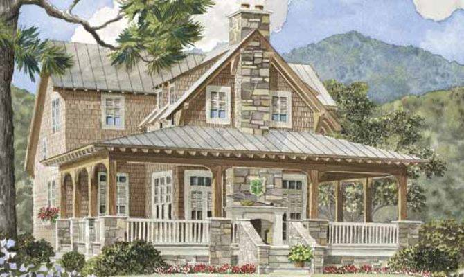 Beautiful Southern Living Lake House Plans