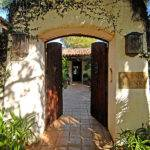 Beautiful Spanish Hacienda Santa Barbara Idesignarch