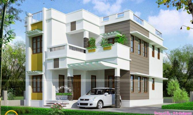 Beautiful Square Feet House Kerala Home Design