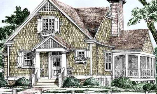 Beautiful Stone Cottage House Plans Small