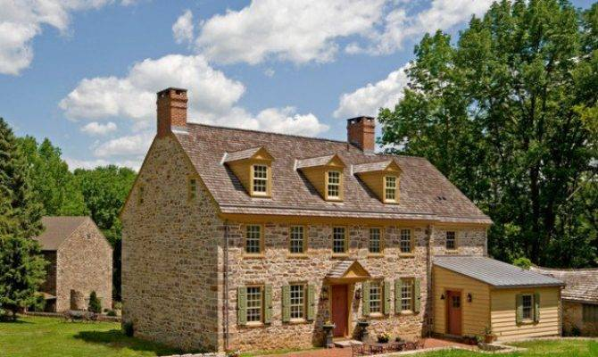 Beautiful Stone Houses Exterior Design Ideas Style