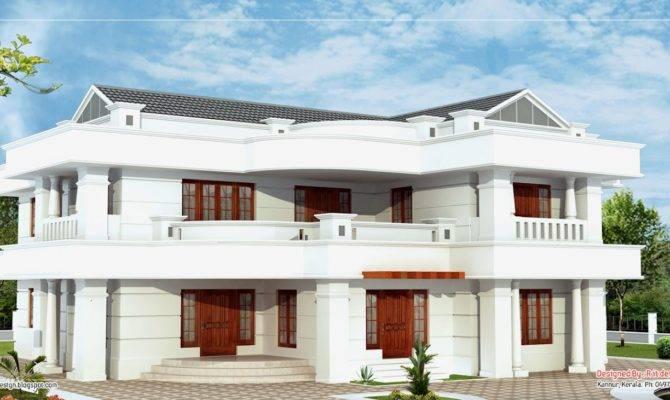 Beautiful Story House Elevation Home