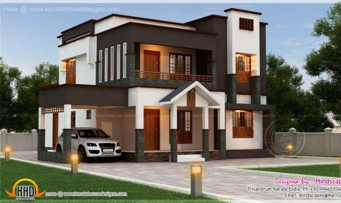 Beautiful Villa Square Yards Kerala Home Design