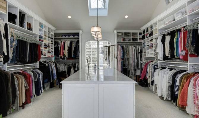 Beautiful Walk Closet Designs Designing Idea