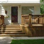 Beauty Practicality Wood Decks Iowa