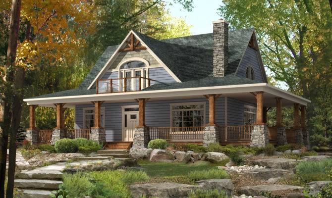 Beaver Homes Cottages Limberlost Tfh