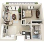 Bed Bath Apartment Grand Rapids Viewpointe
